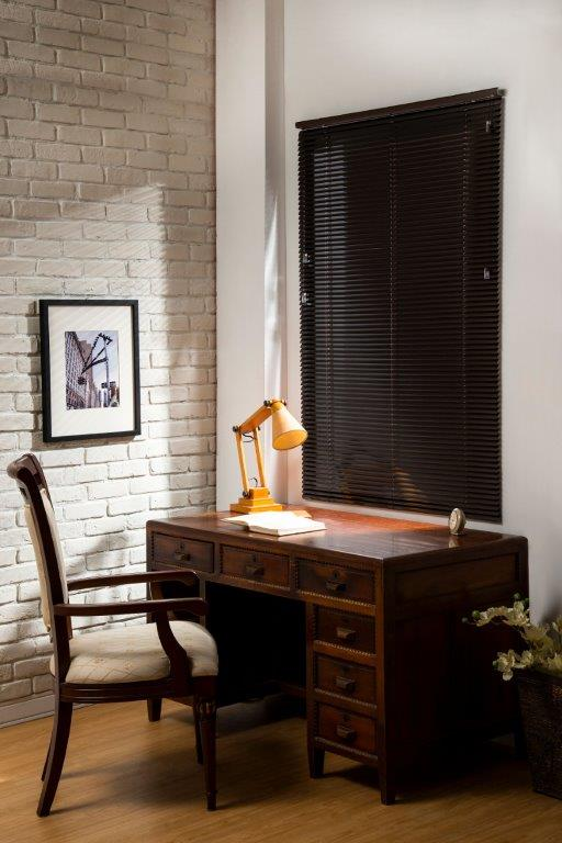 NORMAN ALUMINUM BLIND BLACK