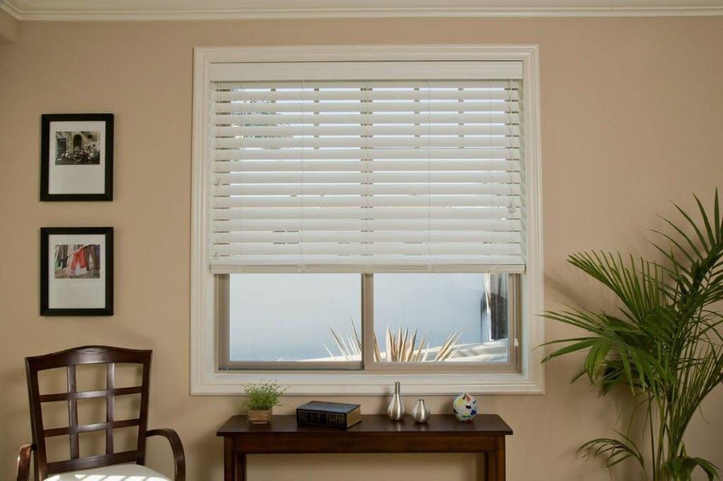 NORMAN FAUX BLIND